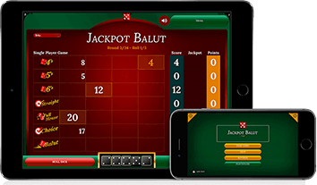 Balut App Device Preview